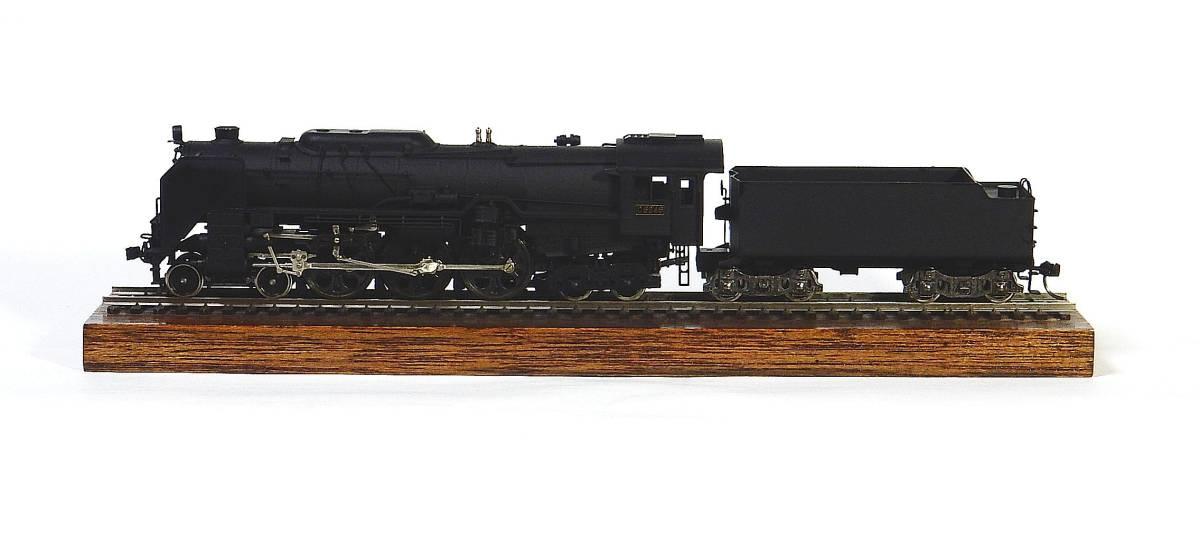 HO 蒸気機関車 C62 カツミ KATSUMI シュパーブライン KTM Superb Line 元箱付 きれいな動作品
