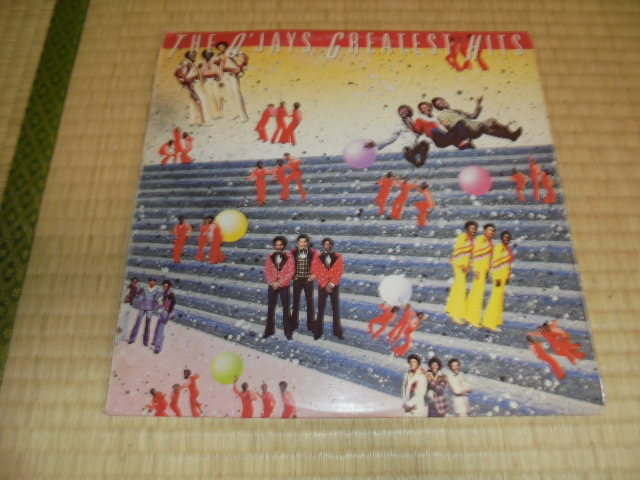 THE O'JAYS/GREATEST HITS/US盤_画像1