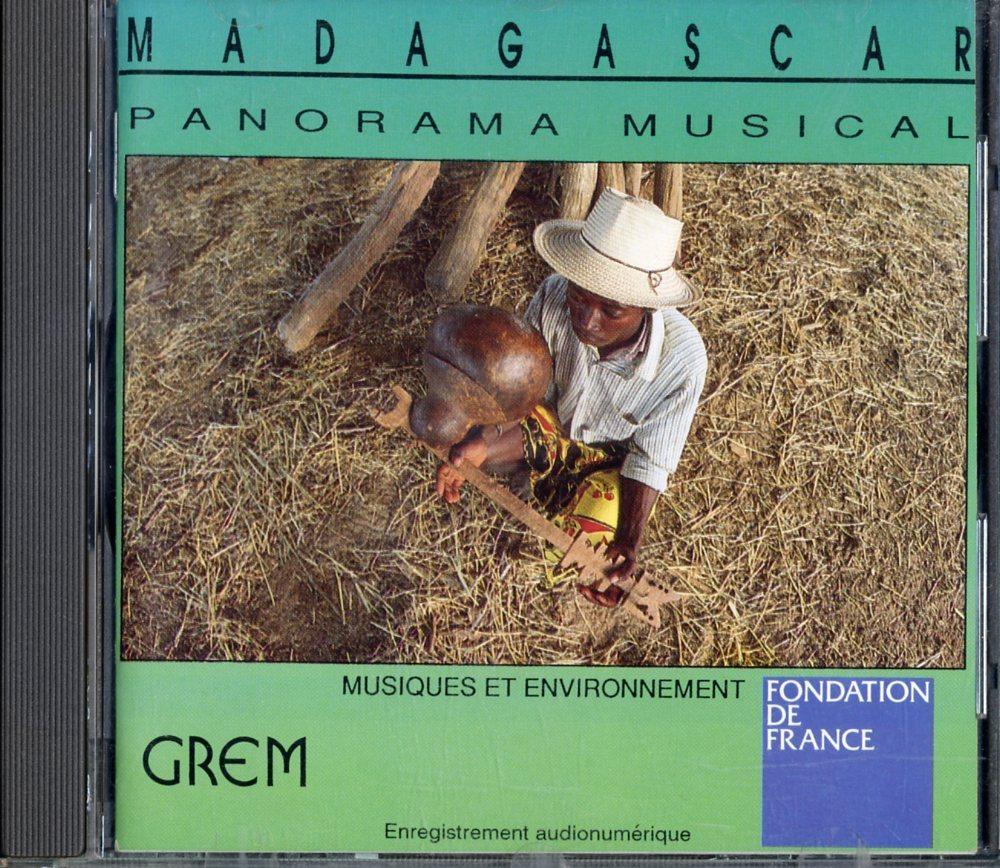 CD☆V.A. / Madagascar - Panorama Musical / G 8908_2512-226