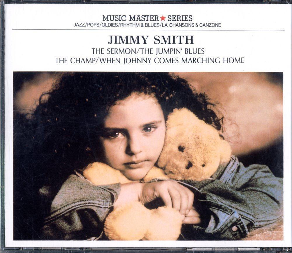CD☆ジミー・スミス / Jimmy Smith / ザ・サーモン / THE SERMON / GX-731_2512-231