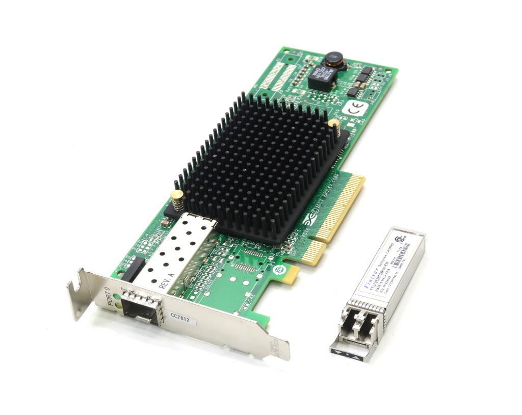 Emulex LPE1250 8Gbps FC-HBA SFPセット ロープロファイル PCI-Express接続_画像2