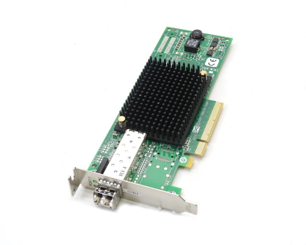 Emulex LPE1250 8Gbps FC-HBA SFPセット ロープロファイル PCI-Express接続_画像1