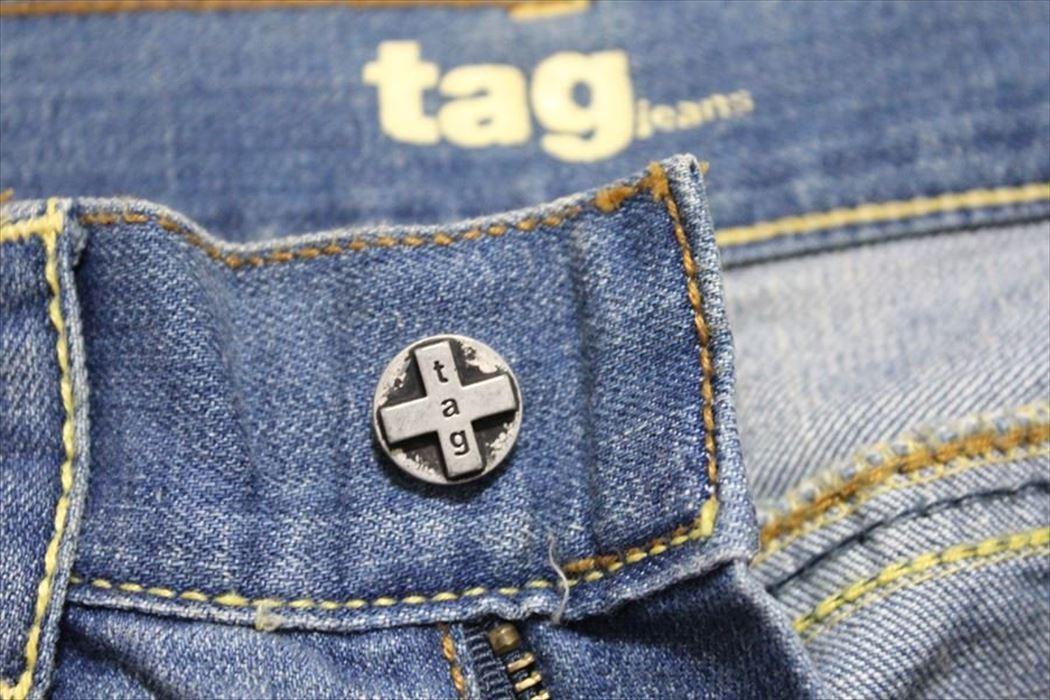 タグジーンズ TAG JEANS メンズデニムパンツ celine 29インチ 新品_画像3