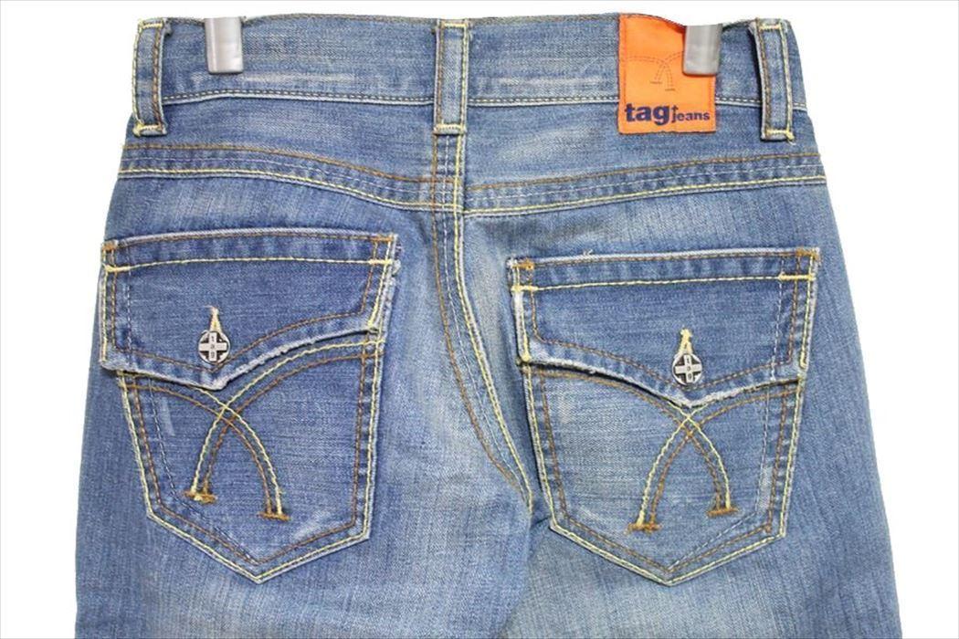 タグジーンズ TAG JEANS メンズデニムパンツ celine 29インチ 新品_画像5