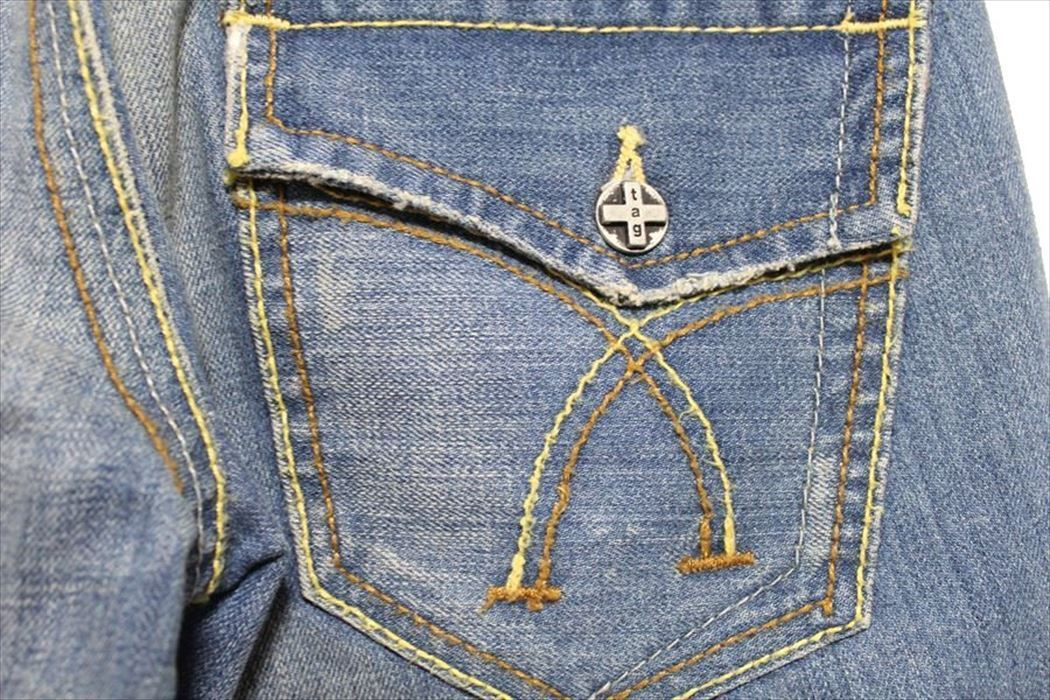 タグジーンズ TAG JEANS メンズデニムパンツ celine 29インチ 新品_画像6
