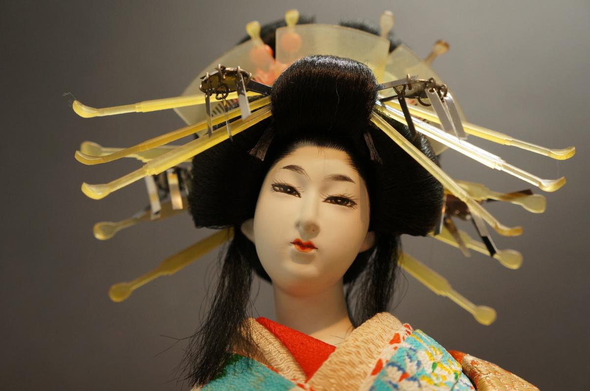 久助 作 「絵踏」 藤佐人形 隠れキリスタン 日本人形 着物人形 美人人形_画像2