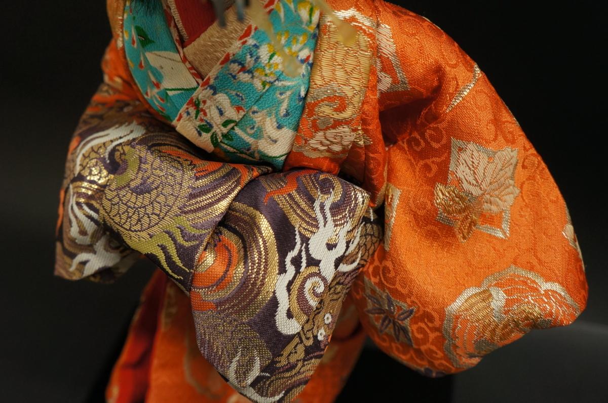 久助 作 「絵踏」 藤佐人形 隠れキリスタン 日本人形 着物人形 美人人形_画像3