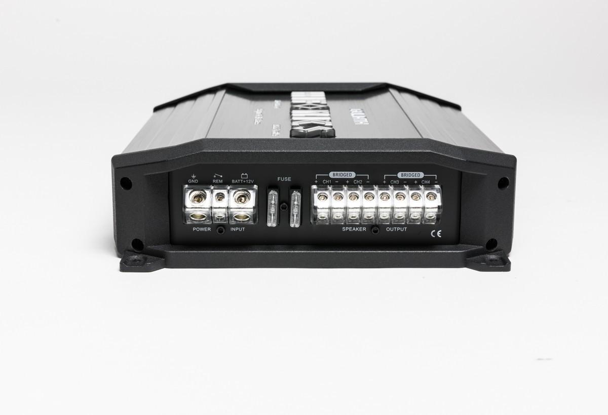 ■USA Audio■ハイフォニックスHIFONICS GA-800.4 ゴリアテ(Goliath)シリーズ4chパワーアンプ ●保証付●税込_画像2