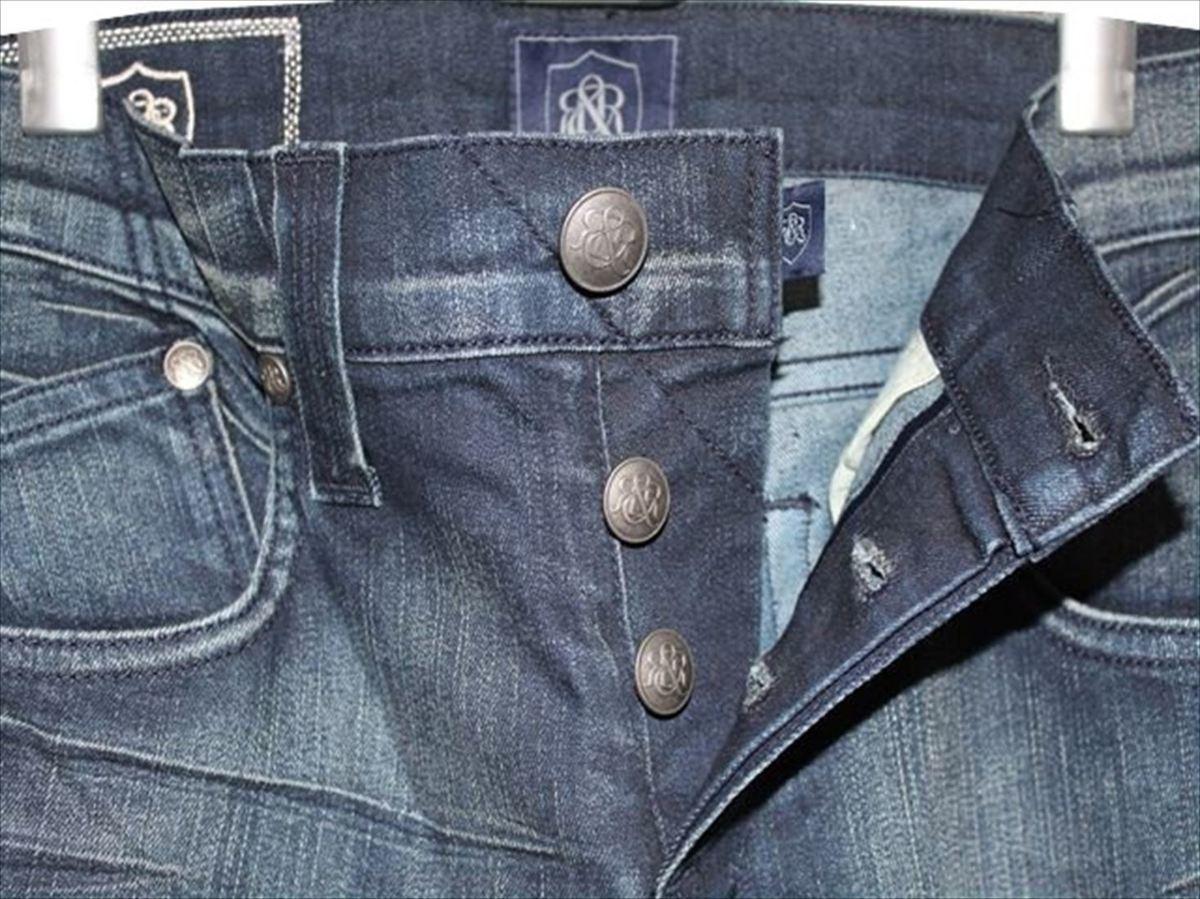ロック&リパブリック ROCK&REPUBLIC メンズデニムパンツ 30インチ ジーンズ HNL3850 PPAN 新品_画像3
