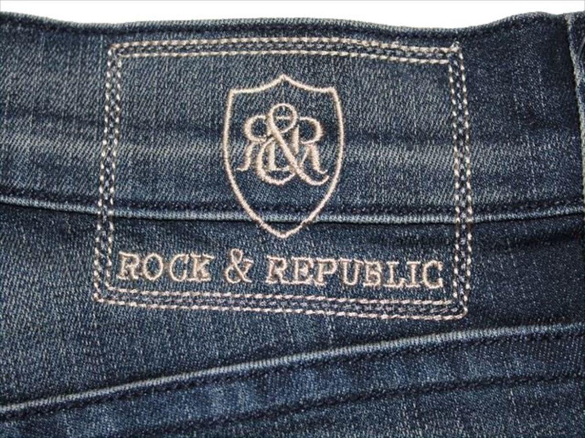 ロック&リパブリック ROCK&REPUBLIC メンズデニムパンツ 32インチ ジーンズ HNL3850 PPAN 新品_画像6