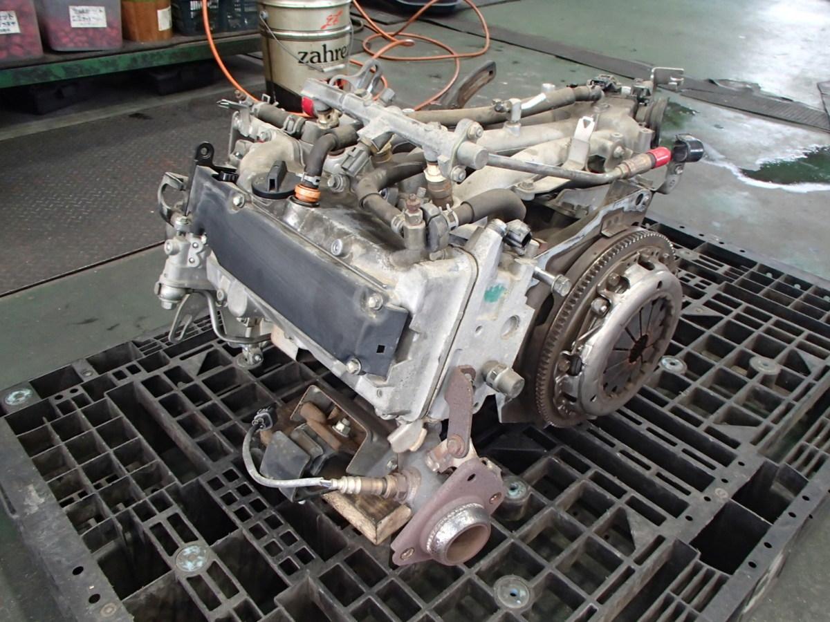 【e-93161】 LE-S320V / ハイゼット / EF-VN / エンジン_画像6