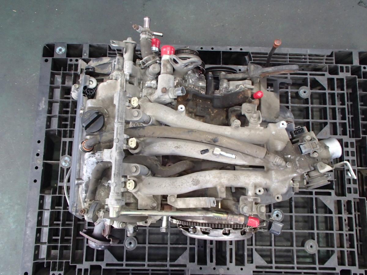 【e-93161】 LE-S320V / ハイゼット / EF-VN / エンジン_画像4