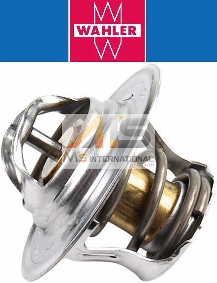 【M's】VW トゥーラン(1T)/シャラン(7M)WAHLER製・他 サーモスタット(ガスケット付)/純正OEM 050-121-113C 06B-121-113A TOURAN SHARAN_画像1
