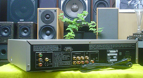 TOSHIBA/DVD VIDEO/AUDIO PLAYER『SD-5000』(MADE IN JAPAN)JUNK_画像4
