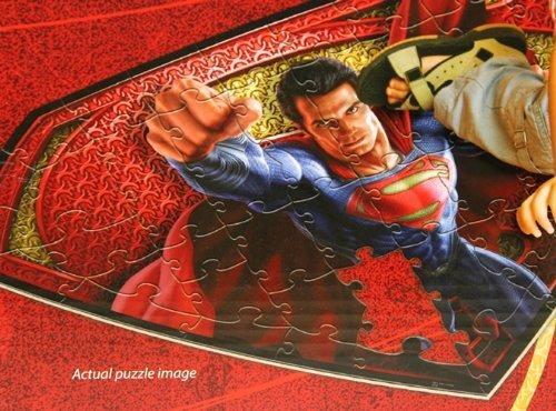 DCコミック スーパーマン マン オブ スティール フロアパズル 46ピース_画像3