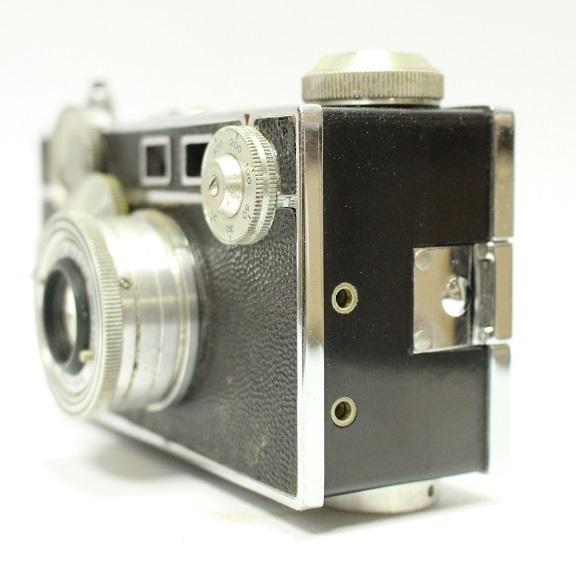 ARGUS アルガス CINTAR F3.5 50mm カメラ 1001Q5r_画像6