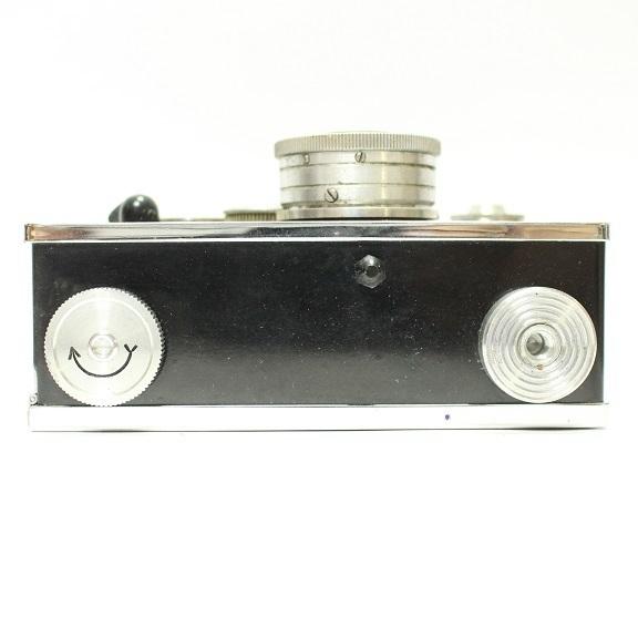 ARGUS アルガス CINTAR F3.5 50mm カメラ 1001Q5r_画像10