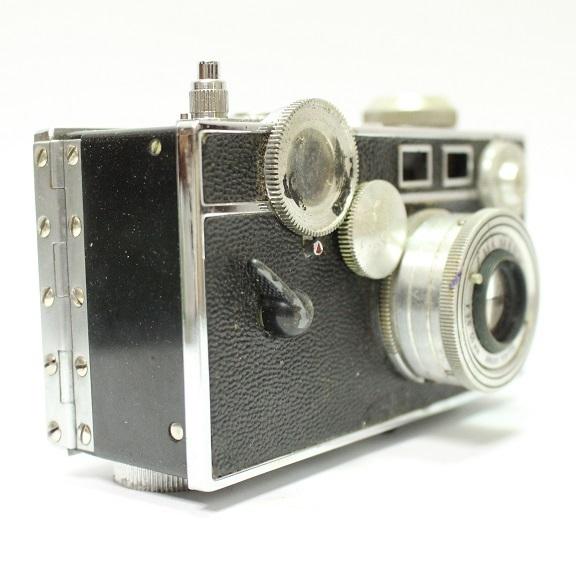 ARGUS アルガス CINTAR F3.5 50mm カメラ 1001Q5r_画像7