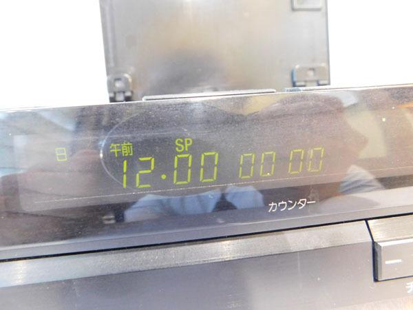 ジャンク◆ソニー◆8mmビデオレコーダー EV-A1 本体のみ 中古_画像7