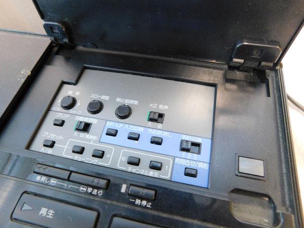 ジャンク◆ソニー◆8mmビデオレコーダー EV-A1 本体のみ 中古_画像5