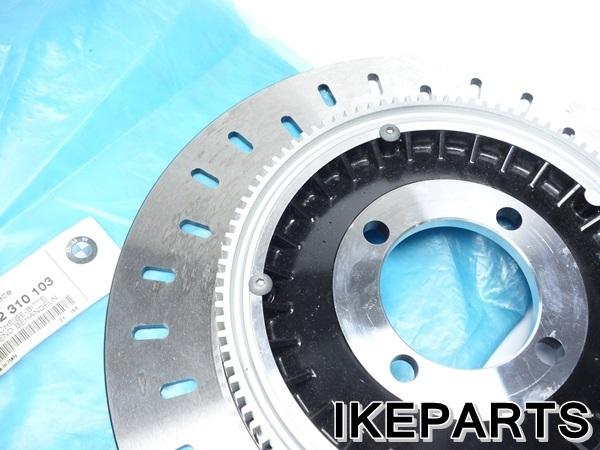 未使用 BMW K100RS K100RT K100LT K75 K75C K75S K75RT 純正 ブレーキディスク 「34512310103」 A335H1013_画像3
