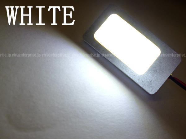激眩 COB 面発光 SMD T10×28mm 汎用 ルームランプ/白 1個 (257) メール便/e1Б_画像2