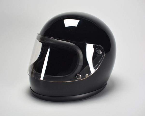 GT750 ヘルメット 族ヘル ブラック ノスタルジック GT-750 フルフェイス 今だけ!!送料無料!!_画像2