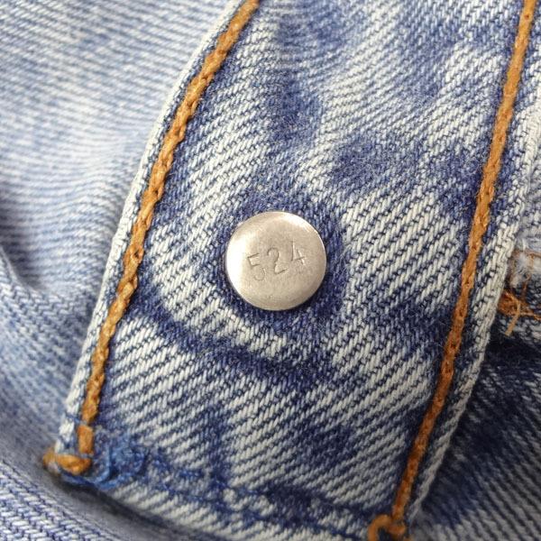 リーバイス ジーンズ 501xx 米国製 USA製 1993年製造 ユーズド デニムパンツ アメリカ製 古着 ジーパン Levi's サイズW36 裾上げ無料_画像4