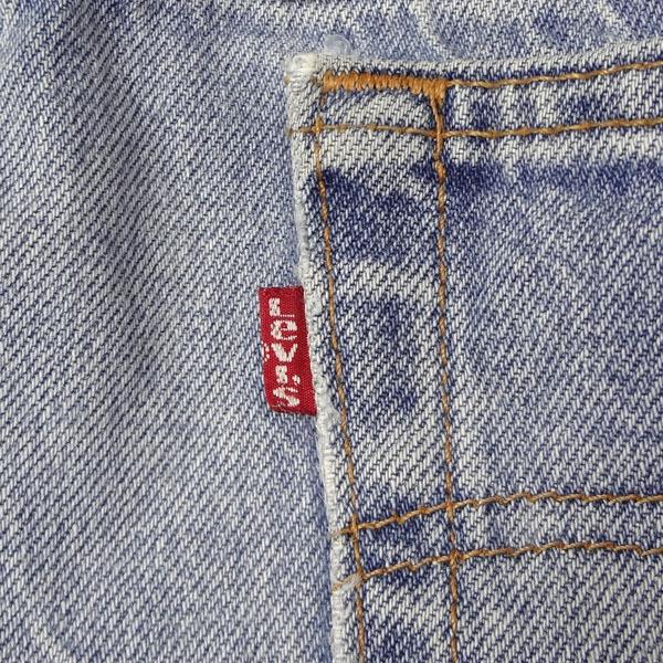 リーバイス ジーンズ 501xx 米国製 USA製 1993年製造 ユーズド デニムパンツ アメリカ製 古着 ジーパン Levi's サイズW36 裾上げ無料_画像6