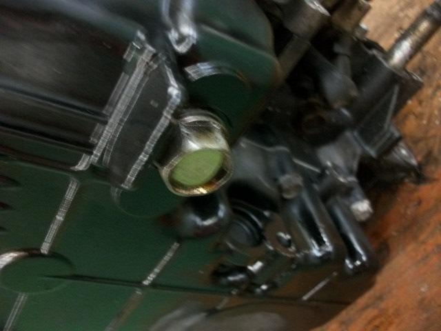 【BST】★ホンダ CB400SF NC31 教習車 純正 エンジン NC23E 実働_画像9