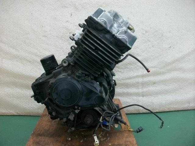 【BST】★ホンダ CB400SF NC31 教習車 純正 エンジン NC23E 実働_画像1