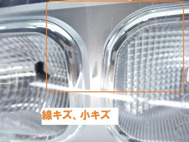 ★訳あり【ハロゲン】 エブリィ バン DA17V 純正 《LE14C6327》 左 ヘッドライト ランプ レベライザー付 エブリー (M023775)_画像5