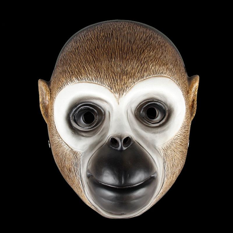 新品 仮面 コスプレ マスク ハロウィンCOSPLAY用品 Payday2 サル