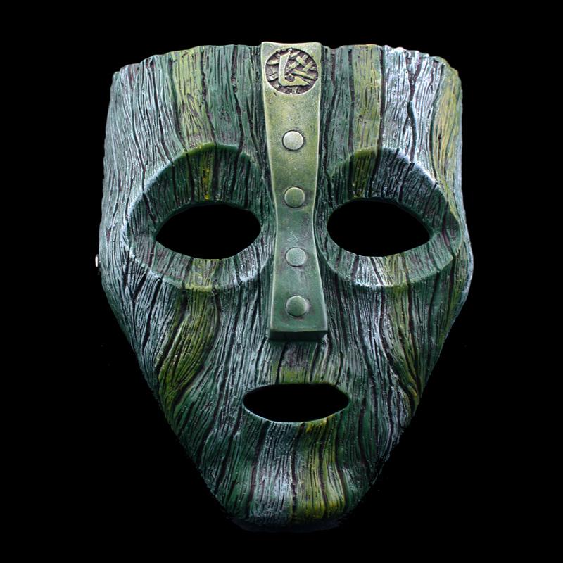 新品 仮面 コスプレ マスク ハロウィンCOSPLAY用品 Lokiロキ_画像1
