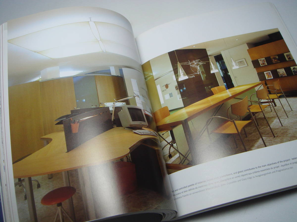 Petits Bureaux『Small Office』|お洒落でクールなスモールオフィスの写真集 SOHO|建築工学 内装インテリアデザイン ショップ 商店_画像3