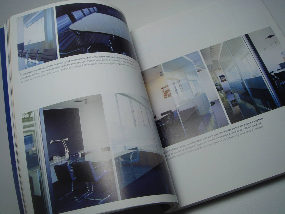 Petits Bureaux『Small Office』|お洒落でクールなスモールオフィスの写真集 SOHO|建築工学 内装インテリアデザイン ショップ 商店_画像9