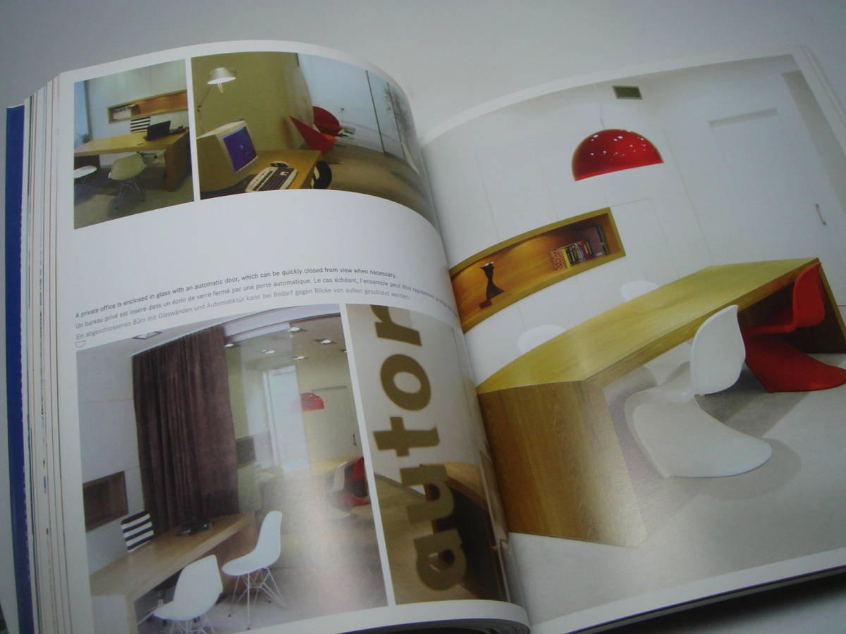 Petits Bureaux『Small Office』|お洒落でクールなスモールオフィスの写真集 SOHO|建築工学 内装インテリアデザイン ショップ 商店_画像2