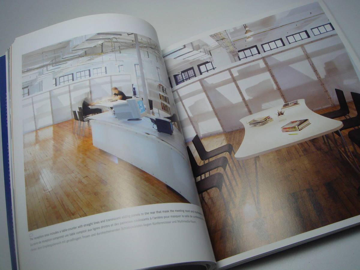 Petits Bureaux『Small Office』|お洒落でクールなスモールオフィスの写真集 SOHO|建築工学 内装インテリアデザイン ショップ 商店_画像8
