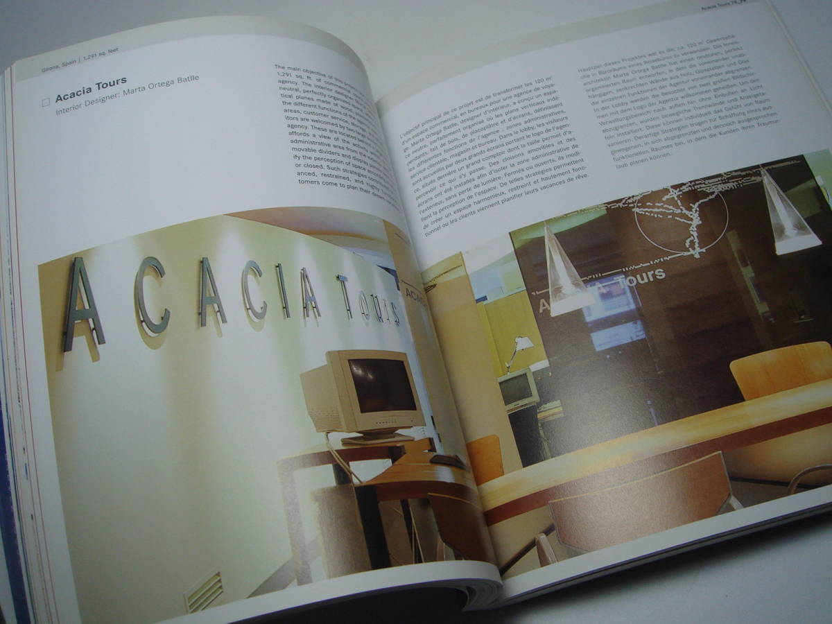 Petits Bureaux『Small Office』|お洒落でクールなスモールオフィスの写真集 SOHO|建築工学 内装インテリアデザイン ショップ 商店_画像4