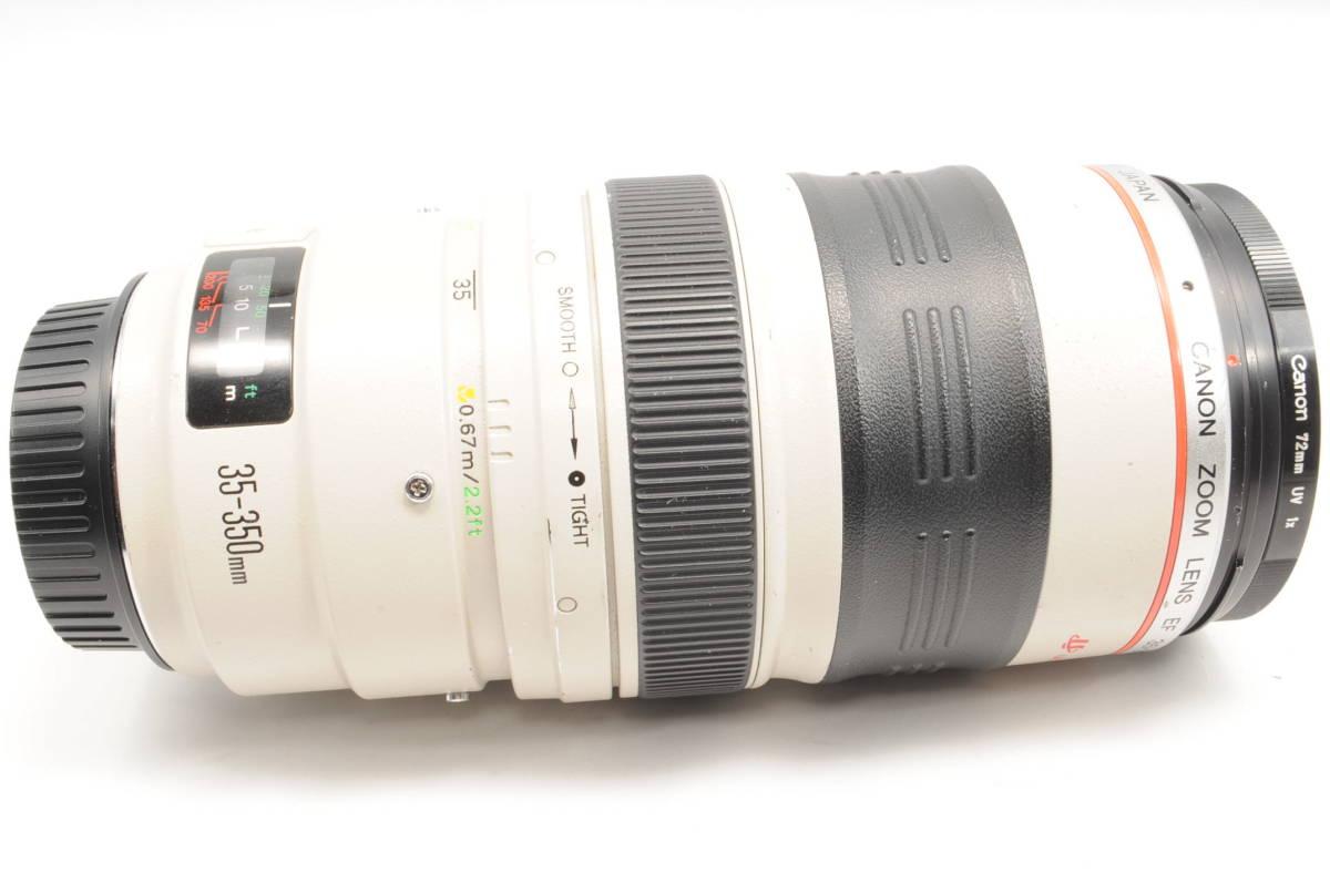 キヤノン CANON EF 35-350mm F3.5-5.6 L USM 望遠レンズ