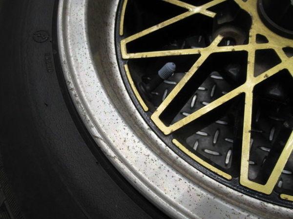 ●FOCUS ESPRIT フォーカス エスプリ 14インチ 6.5J +10 114.3 4H ホイール 4本 旧車 AE86_画像7