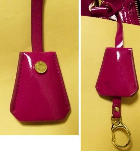 655dbdc069df OPAQUE.CLIP バッグ 赤紫色系 2WAY ハンドバッグ ショルダー紐付き ショルダーバッグ カバン かばん オペーク