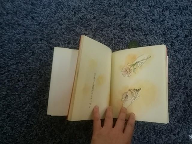 問題あり まだ書けずにいるメルヘンの題 詩=川崎洋・絵=深井国 1976年9月5日初版 株式会社サンリオ _中です