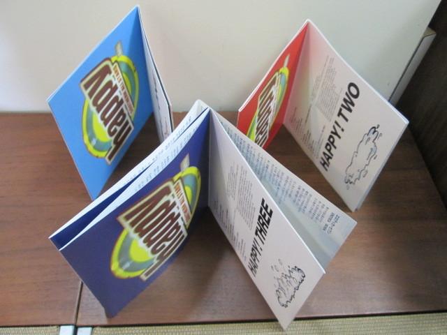CD3枚のみ サザンオールスターズ 「happy」 _画像3