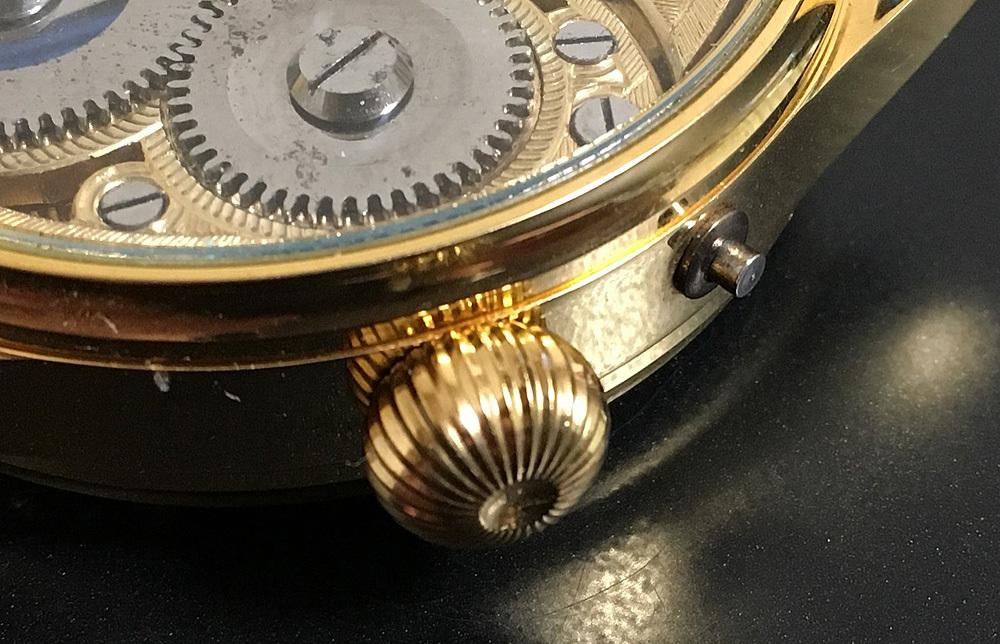下取&値引き交渉あり 1889年 IWC 懐中時計のムーブメント使用 カスタム時計 フリーメイソンフルエングレービングフルスケルトン_画像10