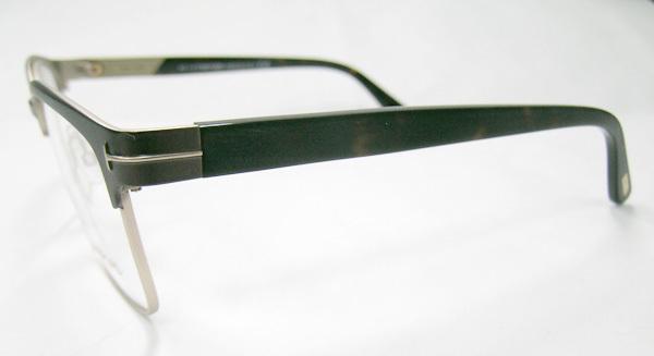 TOM FORD 正規品 眼鏡フレーム FT5323-048 マットダークブラウン / ハバナ 新品 こげ茶 フルリム トムフォード_画像4