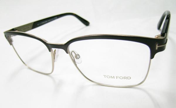 TOM FORD 正規品 眼鏡フレーム FT5323-048 マットダークブラウン / ハバナ 新品 こげ茶 フルリム トムフォード_画像3