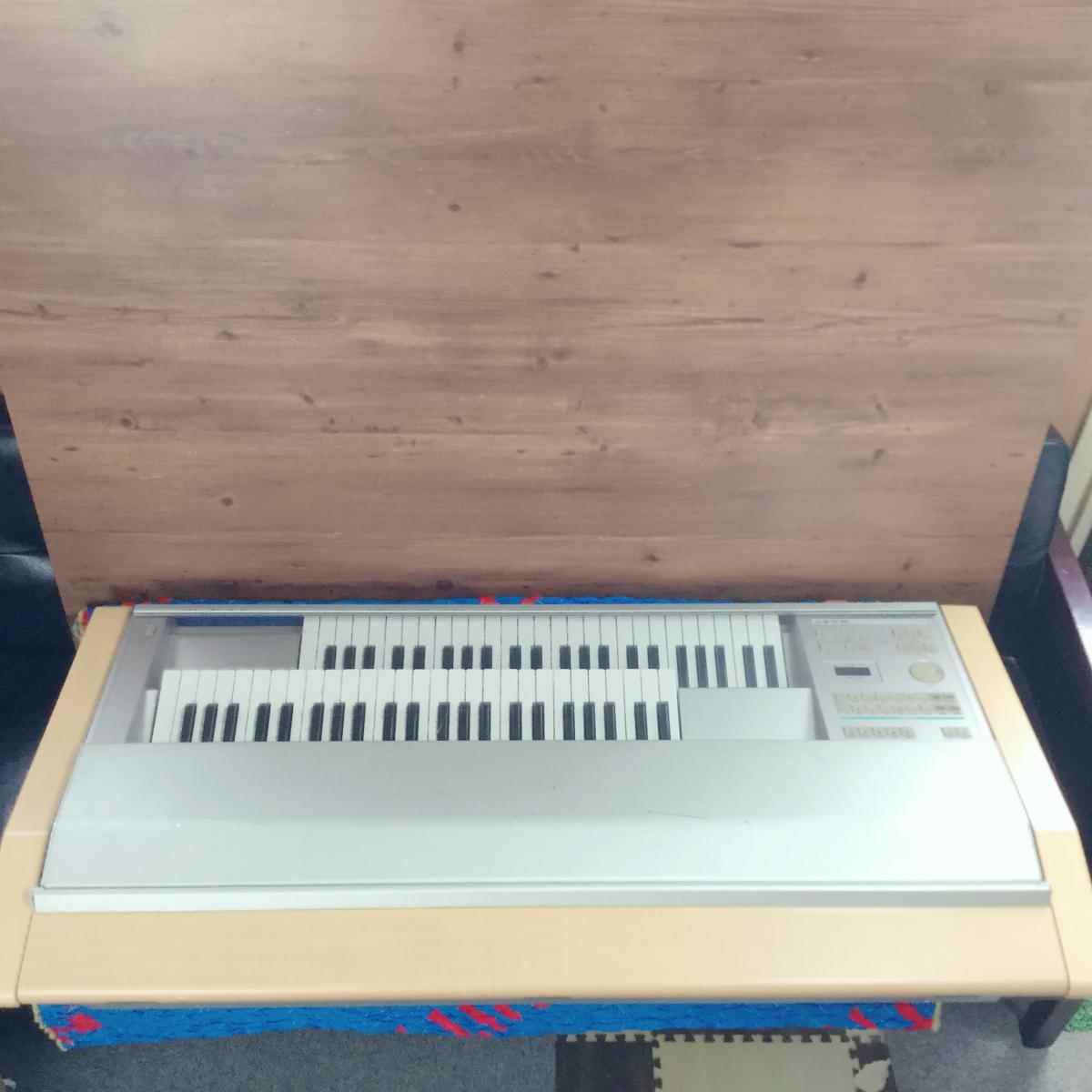 ☆ YAMAHA ヤマハ ELS-01 STAGEA ステージア エレクトーン 鍵盤 電子オルガン 楽器 演奏 キーボード 2004年製 現状品 ☆_画像7