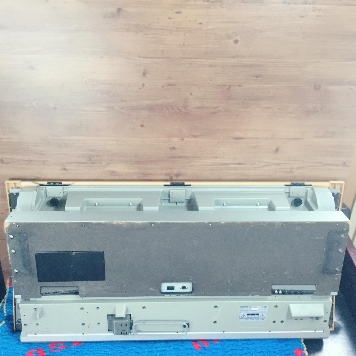 ☆ YAMAHA ヤマハ ELS-01 STAGEA ステージア エレクトーン 鍵盤 電子オルガン 楽器 演奏 キーボード 2004年製 現状品 ☆_画像8