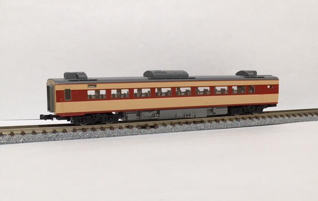 ◯特別価格より TOMIX 2420 キハ182 0 形(M)動力車 改善 改良 調整加工 国鉄色 キハ183系_画像2
